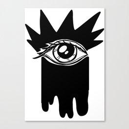 Visible Ink Canvas Print