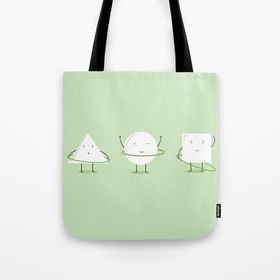 Hula-Hoop Champion (V2) Tote Bag