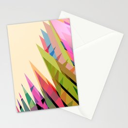 Abstract Composition 616 Stationery Cards