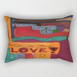 EZEXTIC Rectangular Pillow