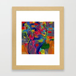 Paganism Framed Art Print