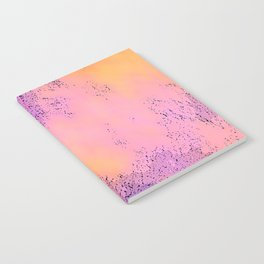 Abstract Fabric Designs 4 Duvet Covers & Pillows & MORE Notebook