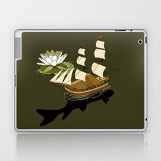 The Wandering dutch. Laptop & iPad Skin