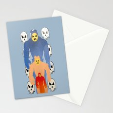 invaderz Stationery Cards