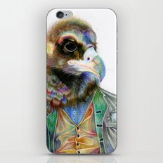maximillian van rodolphe iPhone & iPod Skin