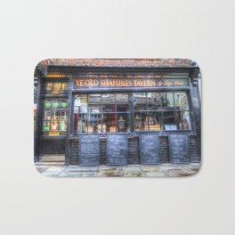 Ye Old Shambles Tavern York Bath Mat