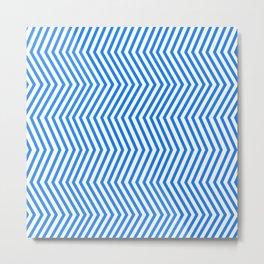 KAYA ((true blue)) Metal Print