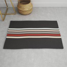 Ekei - Classic 90s Retro Stripes Rug
