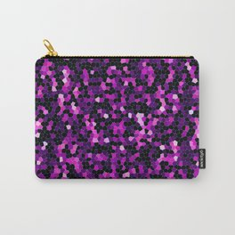 Mosaic Texture G38 Carry-All Pouch