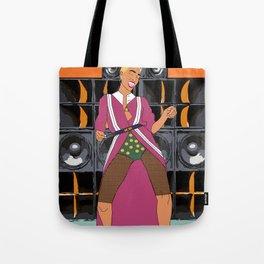 A Yah Suh Nice Tote Bag