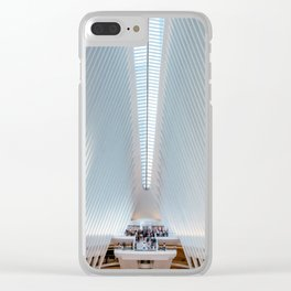 Oculus in New York Clear iPhone Case