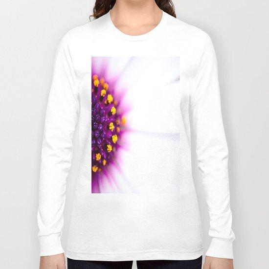 Half Long Sleeve T-shirt