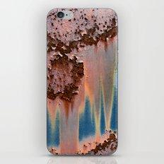 Metal Galaxy iPhone & iPod Skin