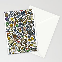Artefacts Stationery Cards