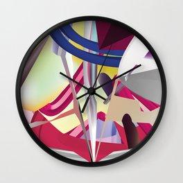 NRGFLD Wall Clock