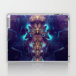 Crystal Magma Laptop & iPad Skin