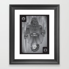 The King of Siths Framed Art Print