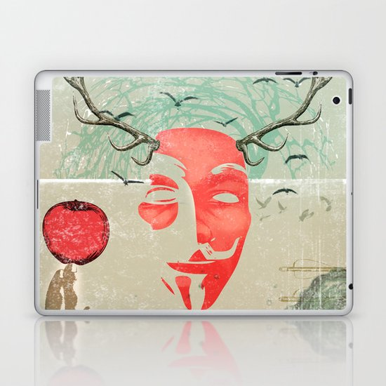 newton Laptop & iPad Skin