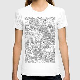 Contamination T-shirt
