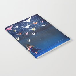 Origami Dream Notebook