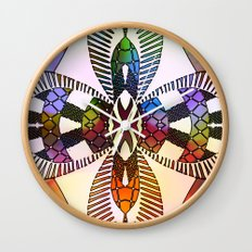 Ubiquitous Bird Collection8 Wall Clock