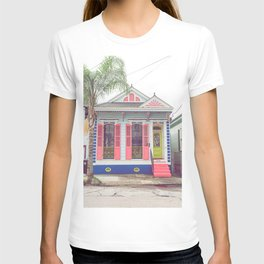 Cutie Pie X Colorful New Orleans Photography II T-shirt