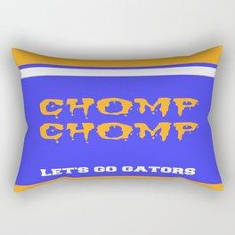 CHOMP CHOMP Rectangular Pillow