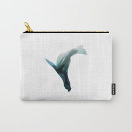Galapagos sea lions triple exposure Carry-All Pouch