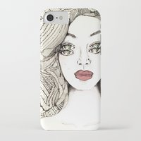 charmaine iPhone & iPod Cases featuring Confessions by Hailey Jayne