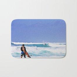 Surf City Bath Mat