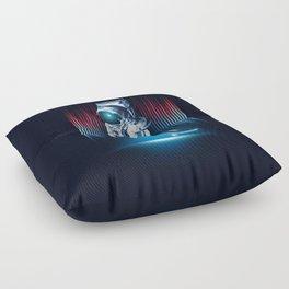 Space Skater Floor Pillow
