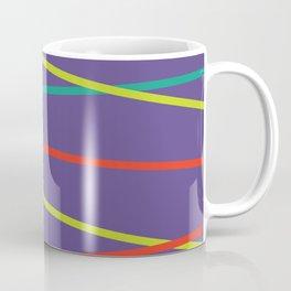 Violet Party Coffee Mug