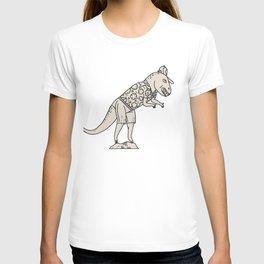 dinosaur friends T-shirt