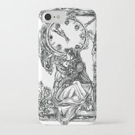 Inktober 2018: Clock iPhone Case