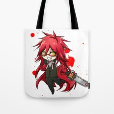 Grell Tote Bag
