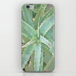 Amazing Aloe Vera iPhone Skin