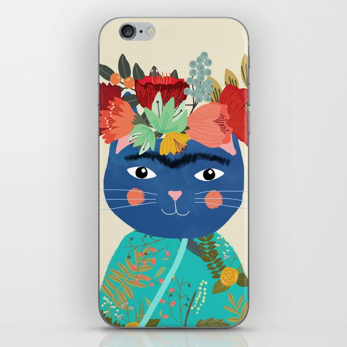 Frida Cathlo iPhone Skin
