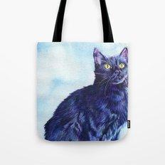 Spot the Cat Tote Bag