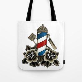 Barber's Life Tote Bag