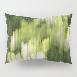 Green Hue Realm Pillow Sham