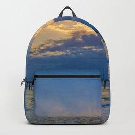 Sunset Sunburst Backpack