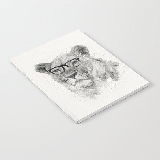 Wild Hipster Notebook