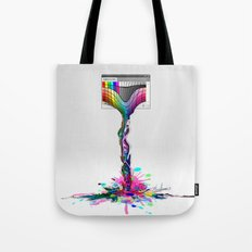 No more paintings, Photoshop it's broken! Tote Bag