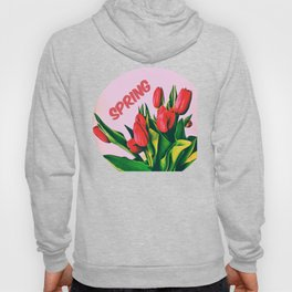 Spring is around Hoody