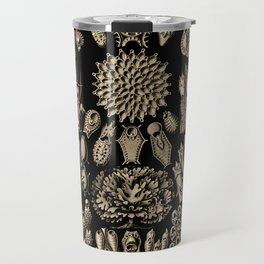 """""""Bryozoa"""" from """"Art Forms of Nature"""" by Ernst Haeckel Travel Mug"""