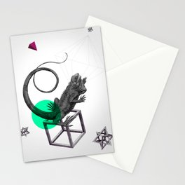 Zoologica Serie: Ambition Stationery Cards