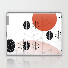 Winter Forest with a Sun Laptop & iPad Skin