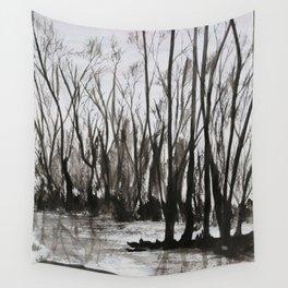 Brent skog - Gerlinde Streit Wall Tapestry