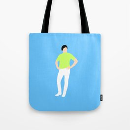 Will Ferrell Tight Pants Tote Bag