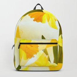 Spring Yellow Flowers #decor #society6 #buyart Backpack